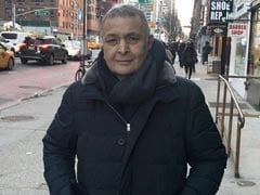 Rishi Kapoor, 10 Months And Counting In New York. See His Tweet