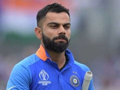 """Share Your Emotions, We Are All Disappointed"": Virat Kohli"