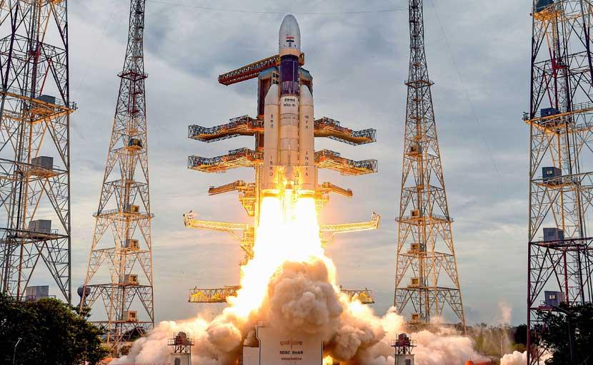 चंद्रयान-2 अंतरिक्षयान को सफलतापूर्वक दूसरी कक्षा में प्रवेश कराया गया: ISRO
