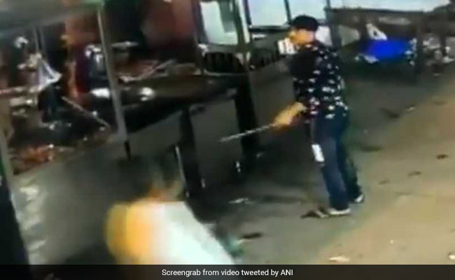 Delhi Man Arrested For Waving Sword, Threatening Shopkeepers