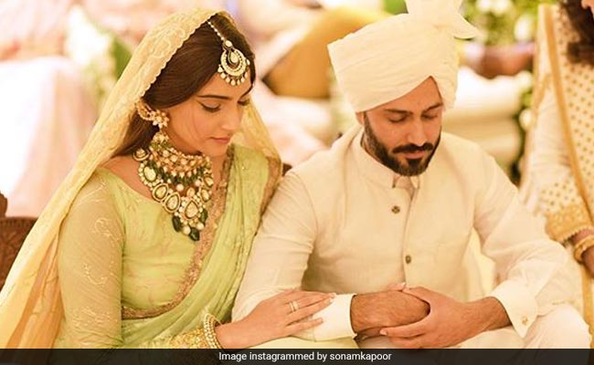 Sonam Kapoor Wished The 'Love' Of Her Life Anand Ahuja On His Birthday With Best Pics Ever