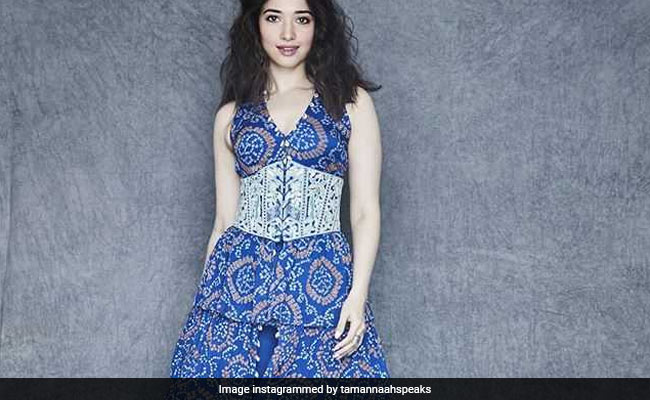 'I Am Excited To Be In The Same Frame With Nawazuddin Siddiqui,' Says Tamannaah Bhatia