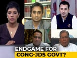 Video : Endgame For Congress-JDS Government?