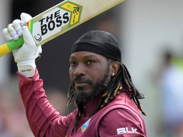 """""""Whole World Will Miss Chris Gayle When He Retires"""", Says Shai Hope"""