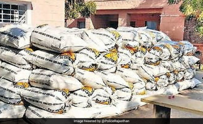 'Oops! Did Anyone Lose Their Smack? Contact Us', Tweets Rajasthan Police