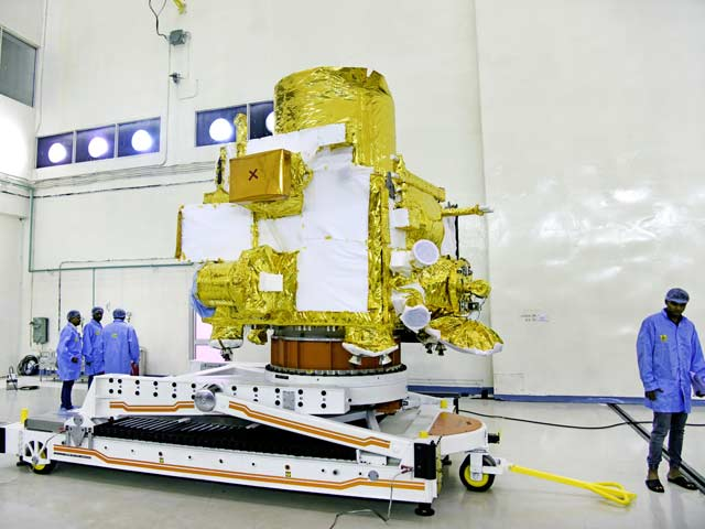 Video : First Images Of India's Chandrayaan-2, Pragyaan Rover. Lift Off Next Week