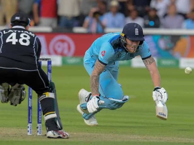 "Cricket World Cup Final Umpire Admits ""Error"": Report"