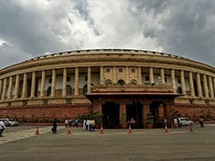 """Big Scam"": Congress Walkout In Parliament Over Electoral Bonds"