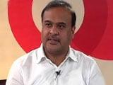 Video: Himanta Biswa Sarma Talks About BJP's Rise In Northeast