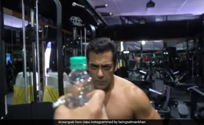 सलमान खान की एक फूंक ने कर दिया करिश्मा, बार-बार देखा जा रहा ये फनी VIDEO