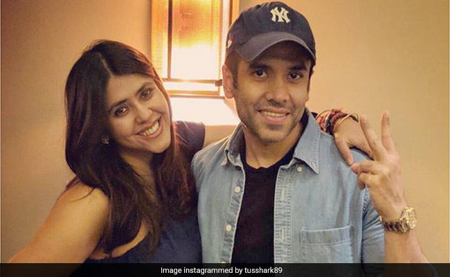 I Used To Fight A Lot With Ekta But We're Mature Now: Tusshar Kapoor