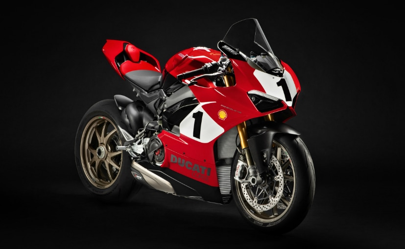 Ducati Panigale V4 25 Anniversario 916 Launched In India At