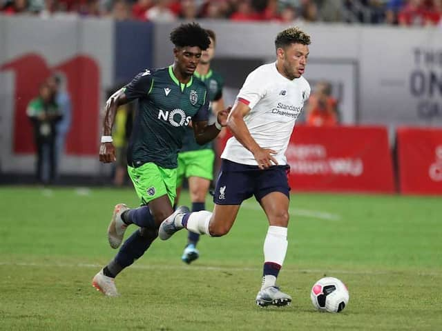 Liverpool Finish US Jaunt With Draw Against Sporting Lisbon