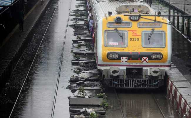 Mumbai Local Trains Impacted By Heavy Rains: Check Train Running Status Here