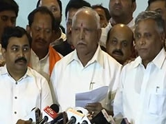 """Excellent Horse Trading Skills"": Congress Hits Out At BS Yediyurappa"