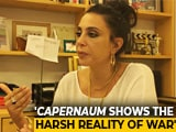 Video : Award-Winning Director Nadine Labaki On Her Film <i>Capernaum</i>