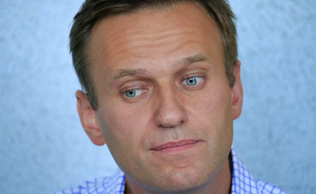 Russian Opposition Leader Alexei Navalny Arrested Ahead Of Protest Rally