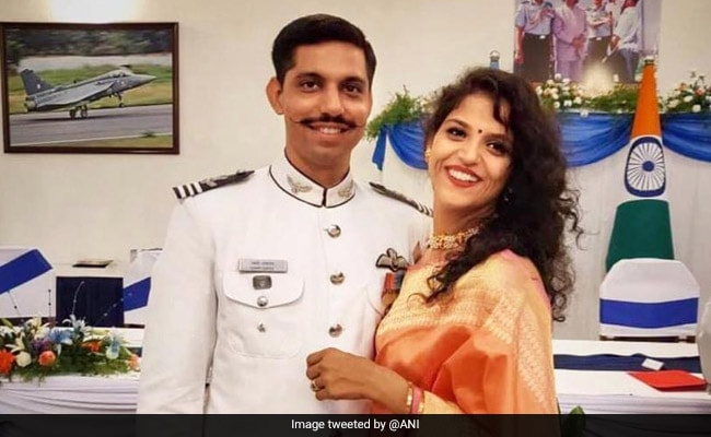 Wife Of Pilot Killed In Bengaluru's Mirage 2000 Crash To Join Air Force
