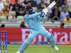 World Cup Final: Jason Roy Leads The Way For Fearless England