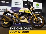 Video : TVS Apache RTR Ethanol, Mahindra XUV500 Apple Carplay, 2019 Suzuki Gixxer