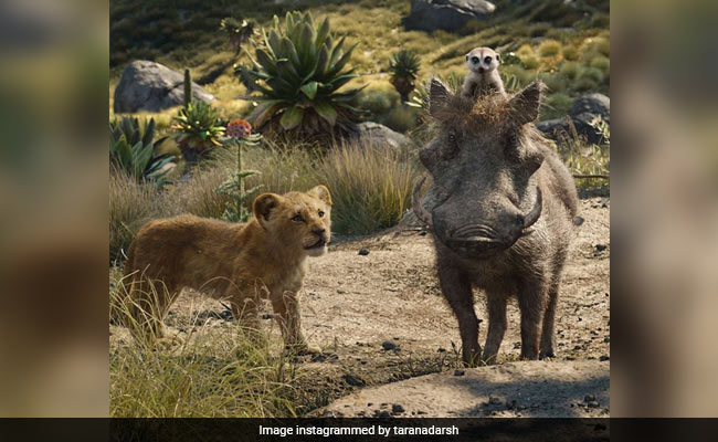 The Lion King India Box Office Collection Day 5: Disney Film Roars At Rs 69 Crore, Eyes 80 Crore Target In Week 1