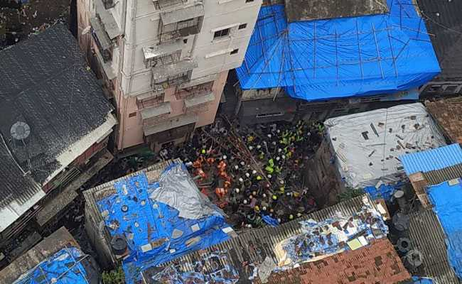 Anguished, Says PM Modi As 10 Die In Mumbai Building Collapse; Many Trapped