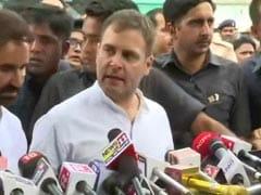 नए अध्यक्ष के चुनाव के लिए कांग्रेस के वरिष्ठ नेताओं ने की बैठक, राहुल गांधी रहे अनुपस्थित