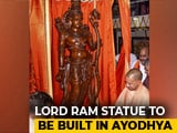 Video : Yogi Adityanath's Planned Lord Ram Statue, At 251 Metres, World's Tallest