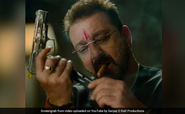 Prasthanam Teaser: Sanjay Dutt Takes No Prisoners As ...