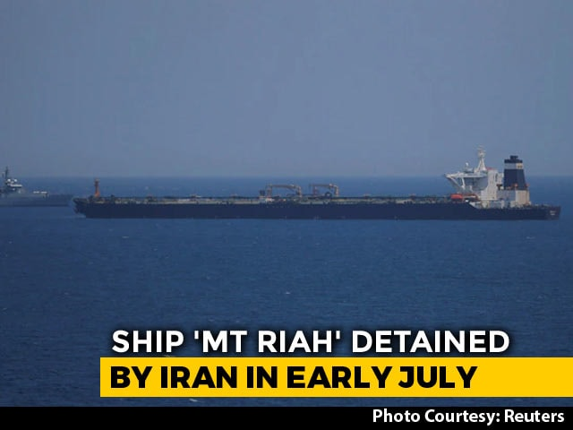 Video : Iran Releases 9 Out Of 12 Indians Captured From Detained Ship