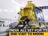 Video: Chandrayaan-2 To Head Near Moon's South Pole, Where Others Have Not Gone