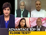 Video : 17 Karnataka MLAs Disqualified: Advantage BJP In Floor Test?