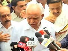 कर्नाटक संकट: बीएस येदियुरप्पा बोले- कुमारस्वामी आज अपना विदाई भाषण देंगे और हम ध्यान से सुनेंगे