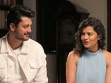 Video : Actors Jisshu Sengupta And Palomi Ghosh On Their Debut Netflix Series <i>Typewriter</i>