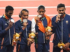 Asian Games: India's 4x400m Mixed Team Relay Silver To Be Upgraded To Gold