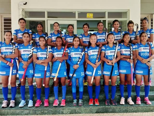 WOMEN HOCKEY: Indian team is announced for Olympic test event, Two changes