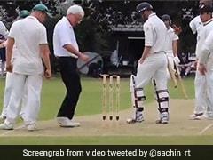 Sachin Tendulkar Shares Bizarre Video, Twitter Trolls Umpire Kumar Dharmasena