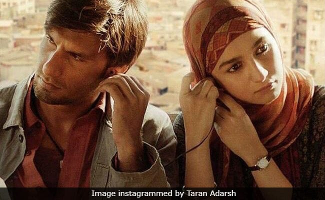 'Gully Boy' Is India's Official Entry For The Oscars