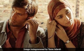 Gully Boy Is India's Official Entry For The Oscars