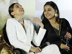 Pic: The One With Taapsee Pannu's 'Favourite Person' Vidya Balan