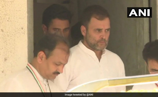 'Thanks For Opportunities': Rahul Gandhi Tweets On BJP-RSS Opponents