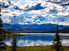 """Woman Dies Trying To Reach """"<i>Into The Wild</i>"""" Bus In Alaska"""