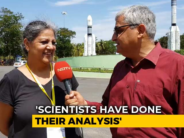 Video : Inside Story Of Chandrayaan 2 Mission Control When Launch Was Called Off
