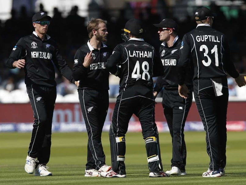 India vs New Zealand, Semi-Final: New Zealand