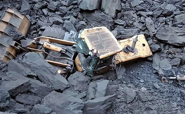 Search Operation Continues For 3 Workers Missing After Coal Mine Mishap