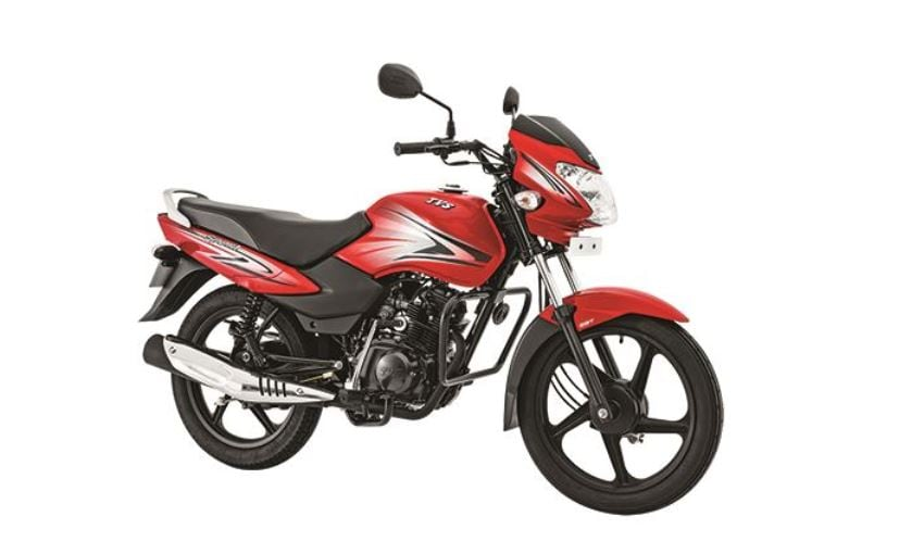 The newly launched TVS Sport bike will be available in over 400 touchpoints across Sri Lanka