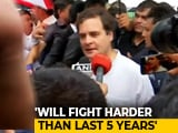 "Video : ""Attacks On, I'm Enjoying The Fight"": Rahul Gandhi After Court Hearing"