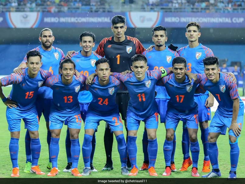 Indian Football Progressed Well In Past 10 Years But Still Lot Of Catch-Up To Do, Says Sunil Chhetri