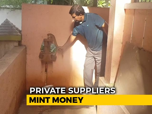Video : From Rs. 2,000 To Rs. 4,500: The Price Chennai Residents Pay For Water