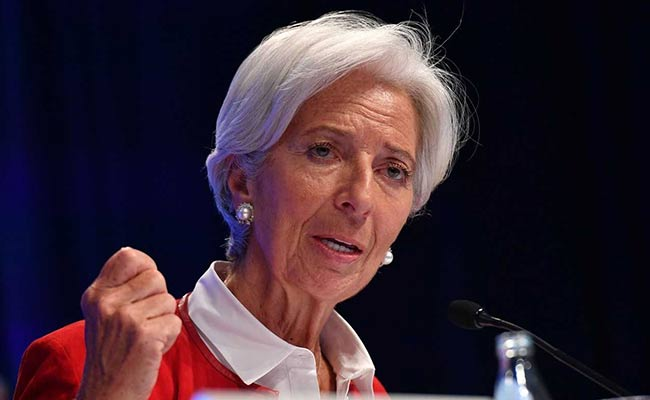 IMF's Christine Lagarde Continues To Break Glass Ceilings